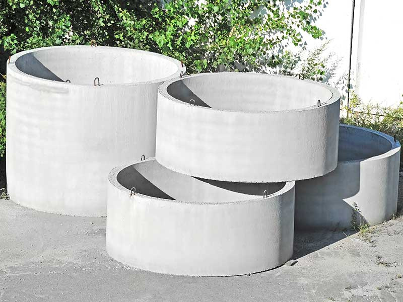 fabrication fosse septique caby beton